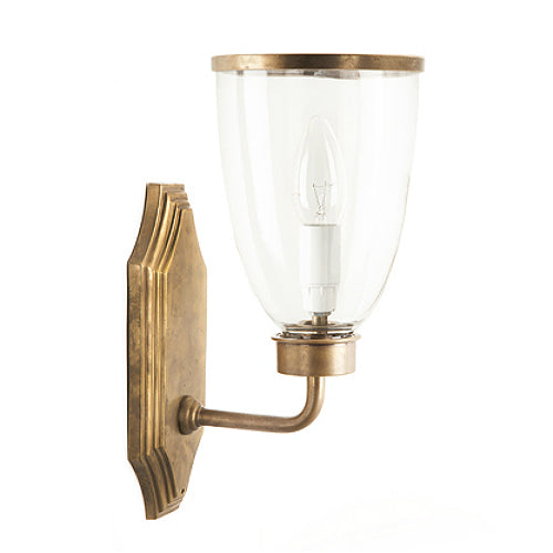 Westbrook | Aged Brass - Magins Lighting Interior Wall Lamps Magins Lighting Magins Lighting