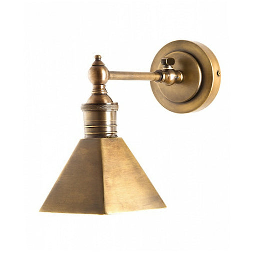 Mayfair | Aged Brass - Magins Lighting Interior Wall Lamps Magins Lighting Magins Lighting