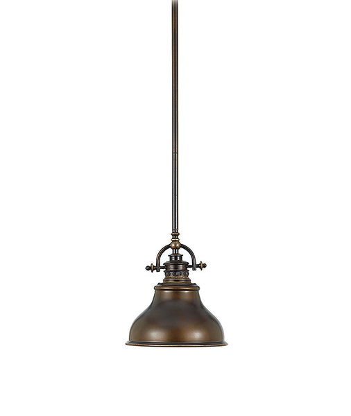 Emery Mini Pendant - Palladian Bronze - Magins Lighting Pendant Lead Time: 5 - 6 Weeks Magins Lighting