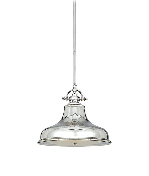 Emery Pendant - Imperial Silver - Magins Lighting Pendant Lead Time: 5 - 6 Weeks Magins Lighting