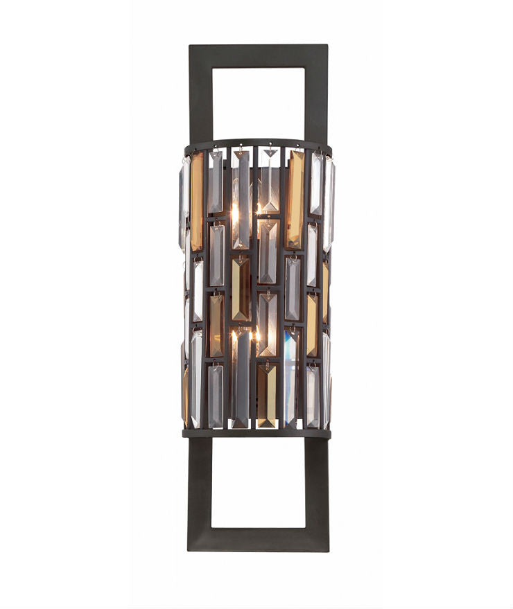 Gemma Wall Light | Large | Vintage Bronze - Magins Lighting Interior Wall Lamps Elstead Lighting Magins Lighting
