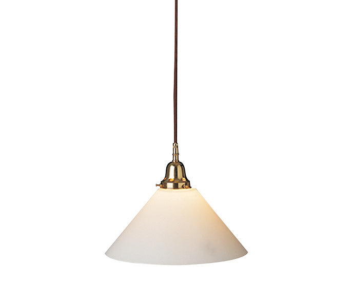 Glass Coolie - Magins Lighting Ceiling Light Magins Lighting Magins Lighting