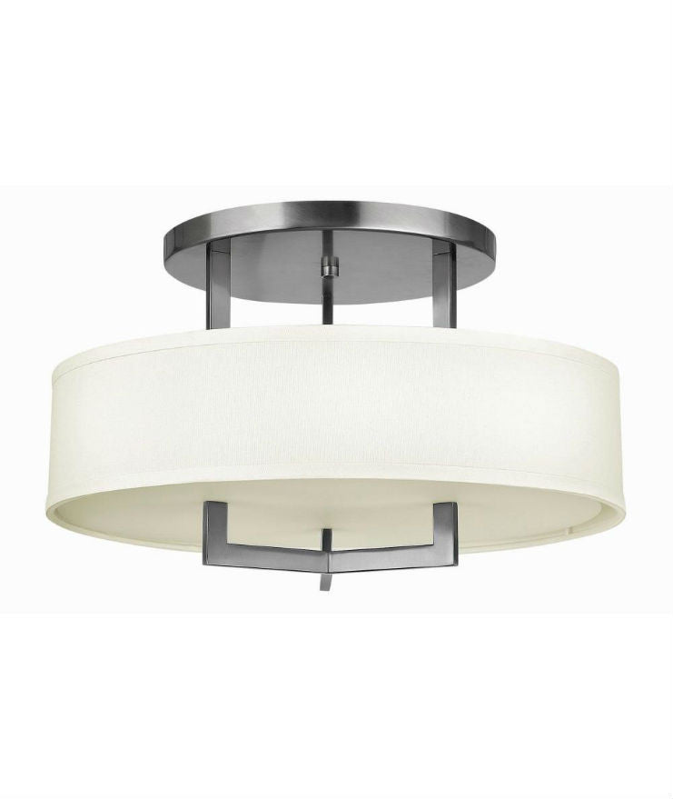 Hampshire Semi-Flush - Magins Lighting Flush Mount Lead Time: 5 - 6 Weeks Magins Lighting