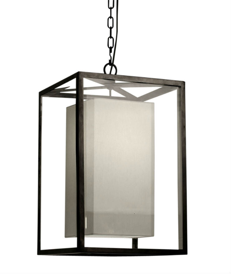 Devonia Hanging Lantern | Large - Magins Lighting Lantern Magins Design Magins Lighting