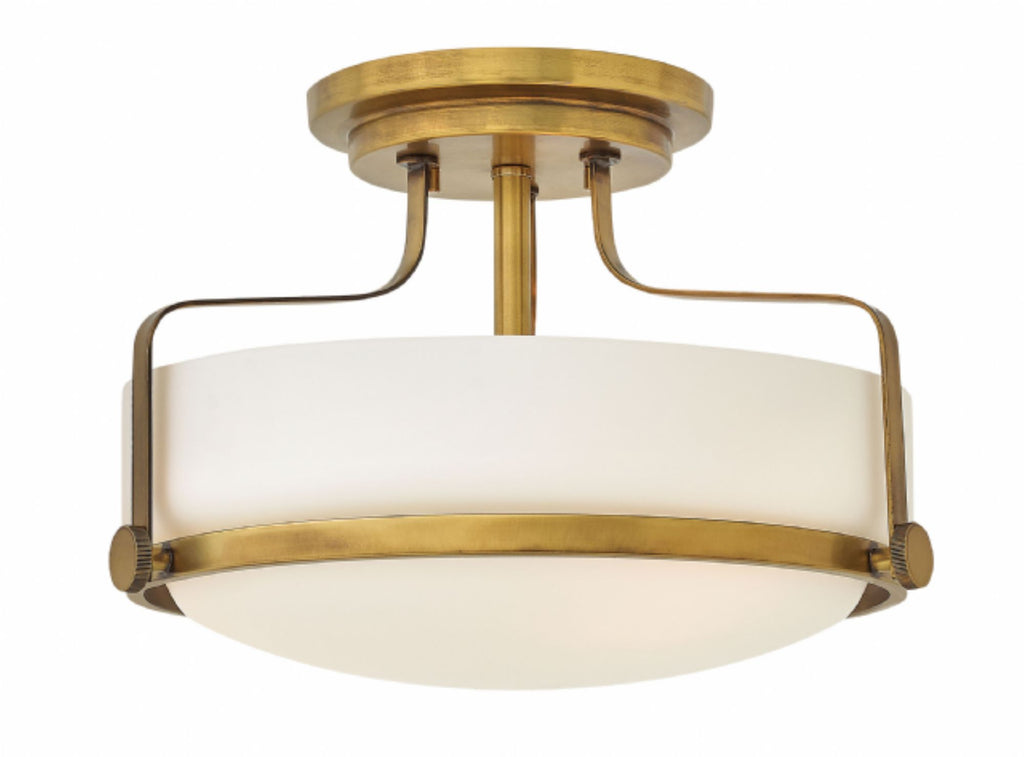 Harper l Semi Flush - Magins Lighting Flush Mount Lead Time: 5 - 6 Weeks Magins Lighting