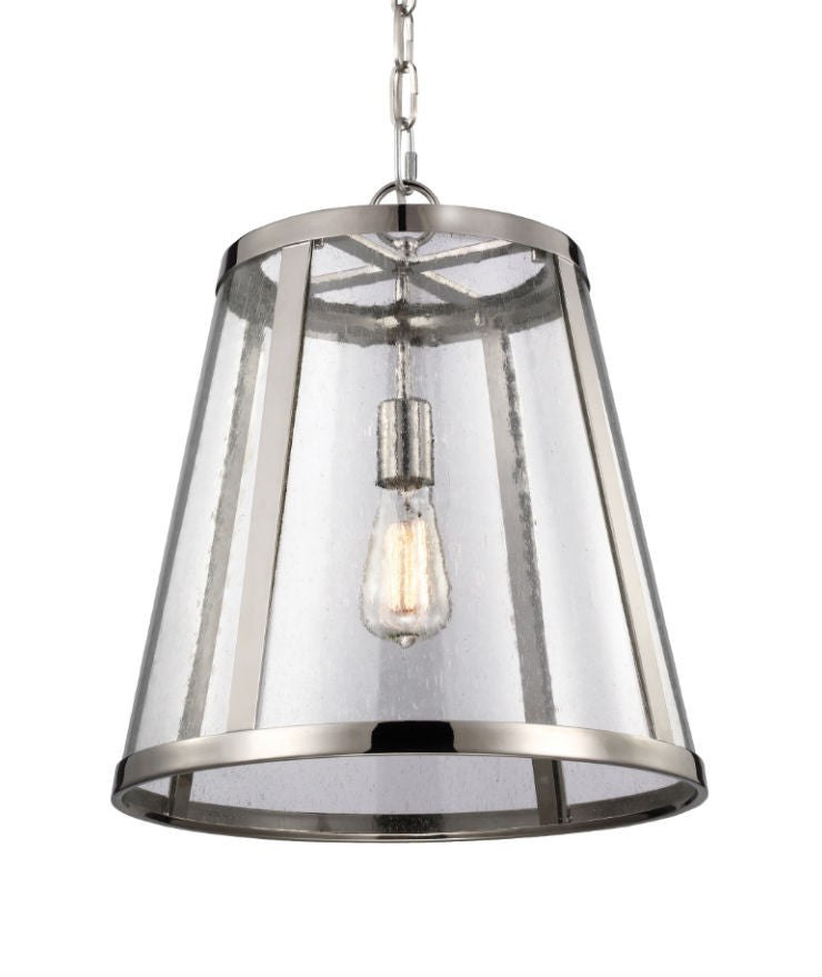 Harrow | Large Pendant - Magins Lighting Glass Pendant Lead Time: 5 - 6 Weeks Magins Lighting