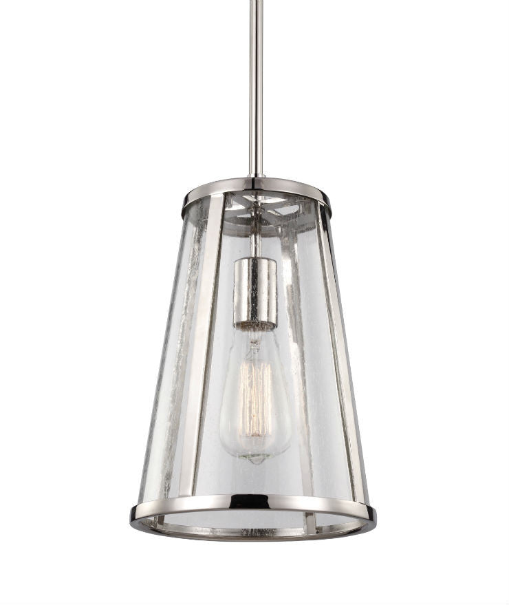 Harrow | Mini Lantern - Magins Lighting Glass Pendant Feiss Magins Lighting