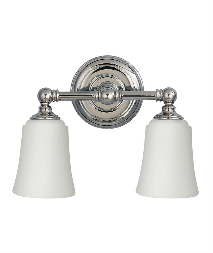 Huguenot Lake Double Wall Lamp - Magins Lighting Bathroom Wall Lamp Lead Time: 5 - 6 Weeks Magins Lighting