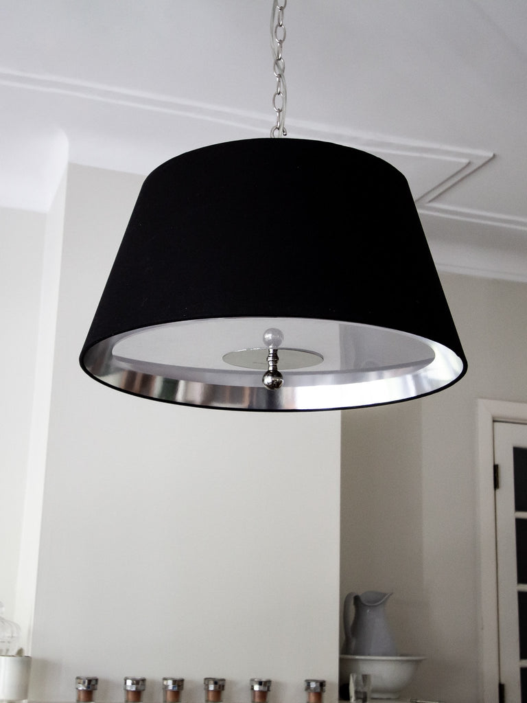 Hudson Drum Pendant | Tapered - Magins Lighting Ceiling Lead Time: 5 - 6 Weeks Magins Lighting