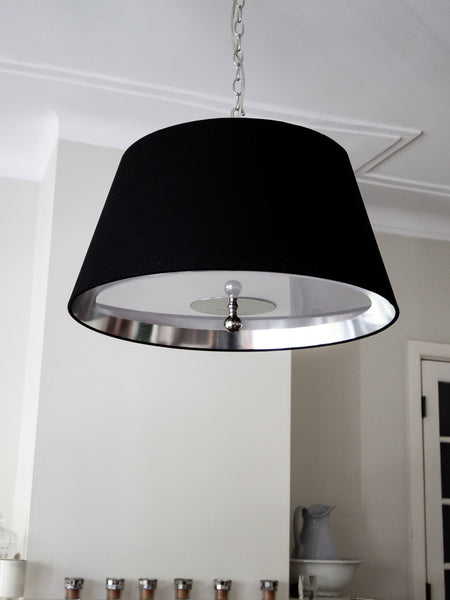 Hudson Drum Pendant | Tapered - Magins Lighting Ceiling Lead Time: 8 - 10 Weeks Magins Lighting