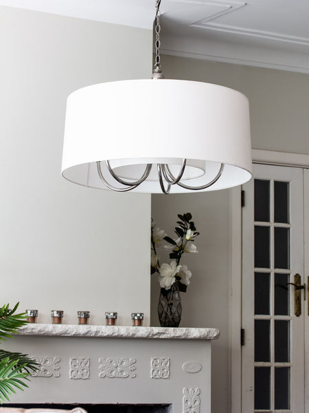 Hampton 5 Light | Large - Magins Lighting Ceiling Lead Time: 8 - 10 Weeks Magins Lighting