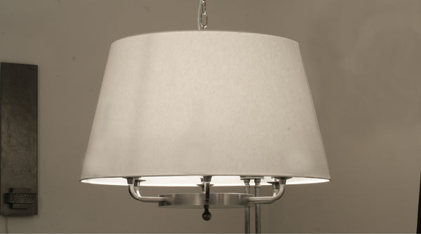 Bancroft Ceiling Light - Magins Lighting Fabric Pendant Magins Design Magins Lighting