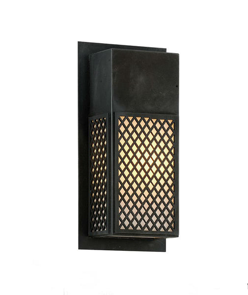 Ibiza | Charred Bronze - Magins Lighting Exterior Wall Lamps Lead Time: 5 - 6 Weeks Magins Lighting