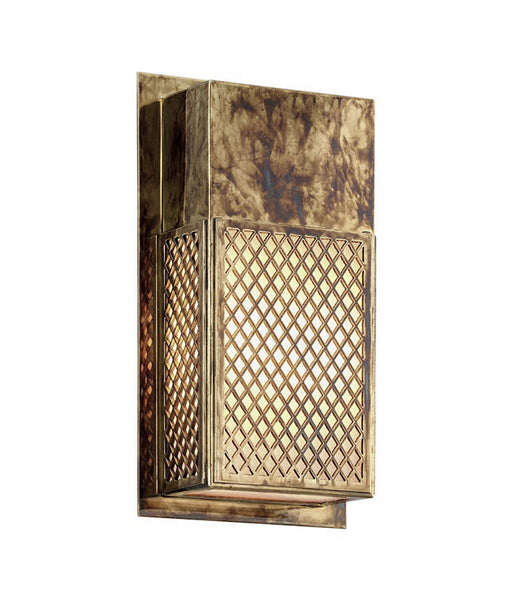 Ibiza | Historic Brass - Magins Lighting Exterior Wall Lamps Lead Time: 5 - 6 Weeks Magins Lighting