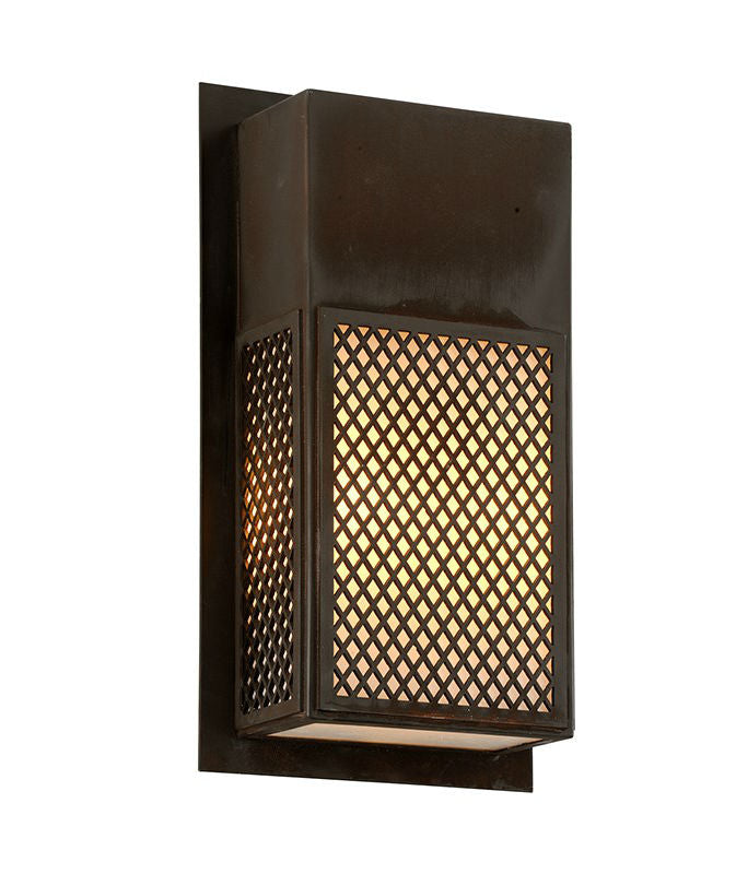 Ibiza | Natural Rust - Magins Lighting Exterior Wall Lamps Lead Time: 5 - 6 Weeks Magins Lighting