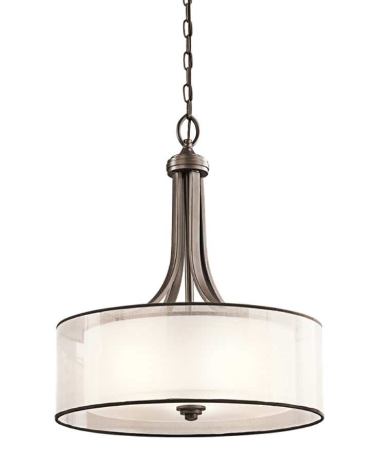 Lacey Pendant - Magins Lighting Fabric Pendant Lead Time: 5 - 6 Weeks Magins Lighting