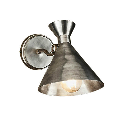 Lawson | Aged Silver - Magins Lighting Spot Light Magins Lighting Magins Lighting