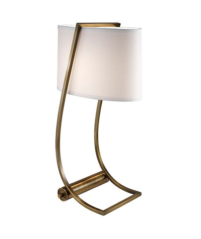Lex Desk Lamp - Aged Brass - Magins Lighting Desk Lamps ULCEL Magins Lighting
