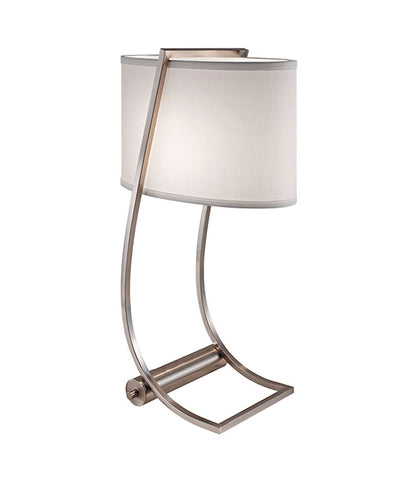 Lex Desk Lamp - Brushed Steel - Magins Lighting Desk Lamps ULCEL Magins Lighting