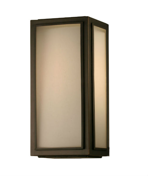 Lille Wall Lantern | Small | Frost - Magins Lighting Exterior Wall Lamps Lead Time: 1 - 2 Weeks Magins Lighting