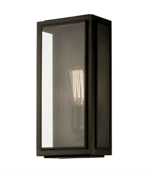 Lille Wall Lantern | Large | Clear - Magins Lighting Exterior Wall Lamps Lighting Republic Magins Lighting