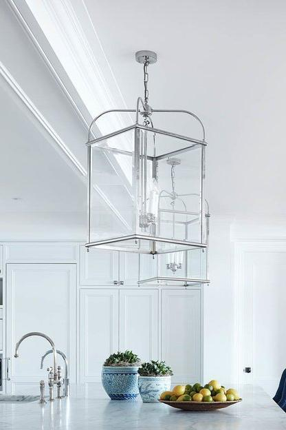 Cheltenham Ceiling Lantern - Large - Magins Lighting Ceiling Lantern Lead Time: 5 - 6 Weeks Magins Lighting