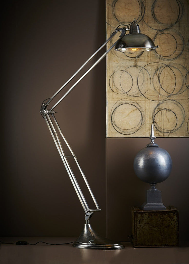 Mercury Floor Lamp - Magins Lighting Floor Lamp Usually dispatches within 2-3 days. Please contact us to confirm prior to placing your order. Magins Lighting