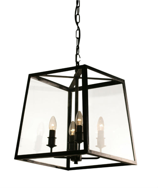 Norfolk Lantern Large | 4 Light Cluster - Magins Lighting Ceiling Lantern Magins Design Magins Lighting