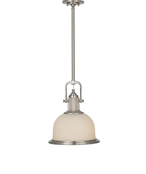 Parker Place Pendant - Brushed Steel - Magins Lighting Pendant Lead Time: 5 - 6 Weeks Magins Lighting