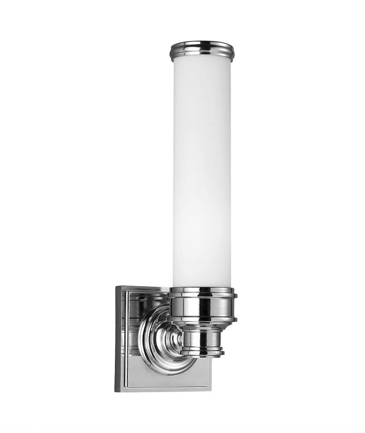 Payne Single Wall Lamp - Magins Lighting Bathroom Wall Lamp Lead Time: 5 - 6 Weeks Magins Lighting