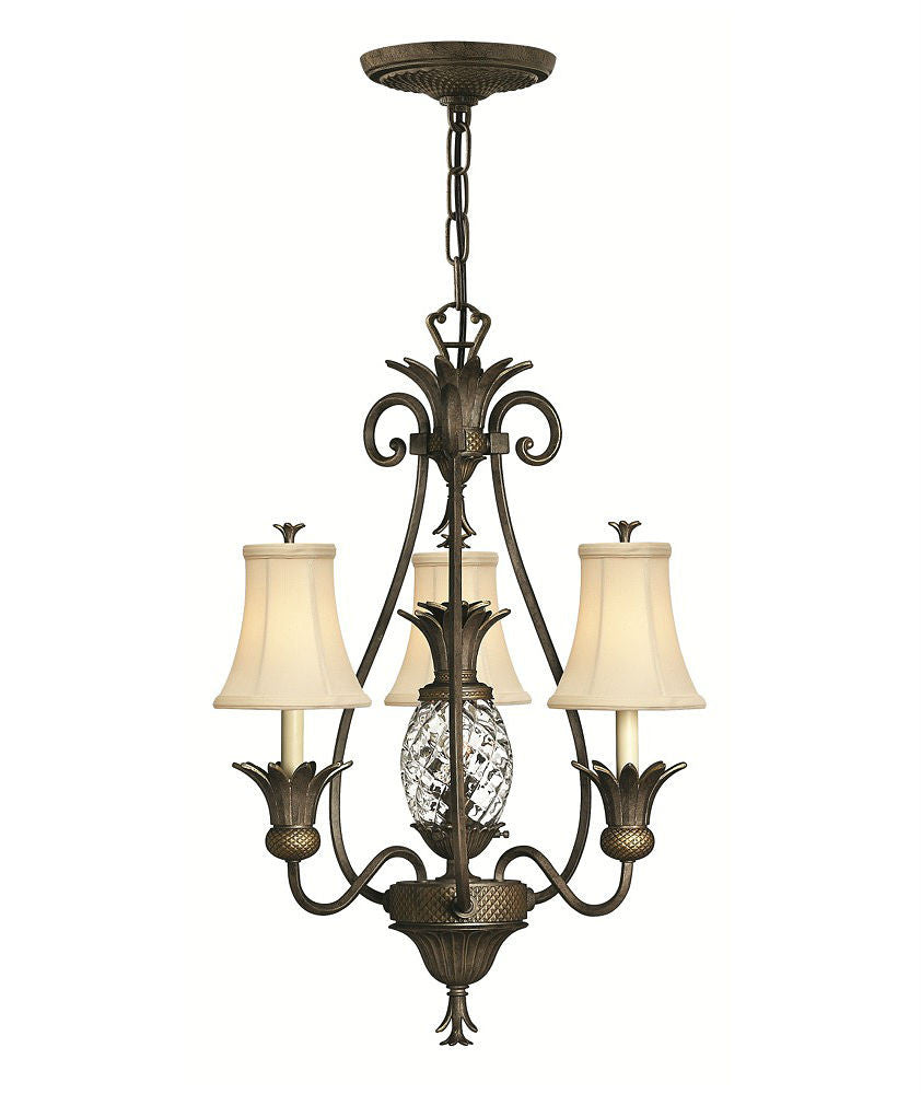 Plantation | 4 lt Chandelier - Magins Lighting Chandelier Lead Time: 5 - 6 Weeks Magins Lighting