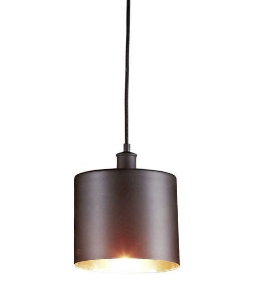 Portofino | Black with Copper Lining - Magins Lighting Pendant Usually dispatches within 2-3 days. Please contact us to confirm prior to placing your order. Magins Lighting