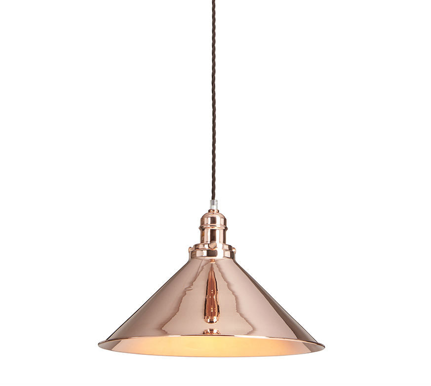 Provence Pendant | Copper - Magins Lighting Pendant Lead Time: 5 - 6 Weeks Magins Lighting