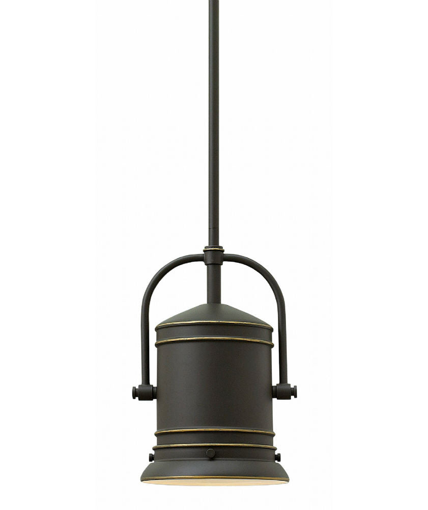 Pullman Pendant - Oil Rubbed Bronze - Magins Lighting Pendant Elstead Lighting Magins Lighting