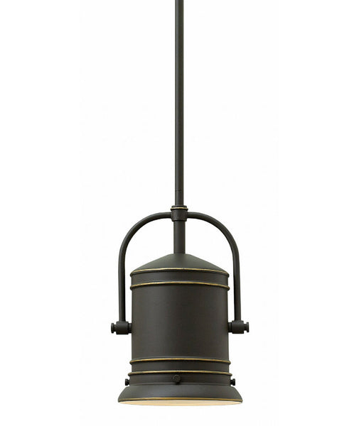Pullman Pendant - Oil Rubbed Bronze - Magins Lighting Pendant Lead Time: 5 - 6 Weeks Magins Lighting