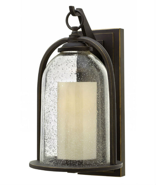 Quincy Wall Lantern | Medium - Magins Lighting Exterior Wall Lamps Lead Time: 5 - 6 Weeks Magins Lighting
