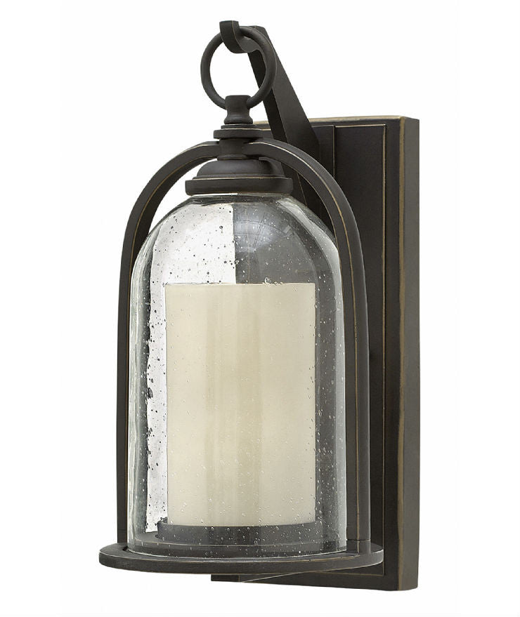 Quincy Wall Lantern | Small - Magins Lighting Exterior Wall Lamps Lead Time: 5 - 6 Weeks Magins Lighting