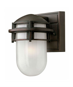 Reef Wall | Mini | Bronze - Magins Lighting Exterior Wall Lamps Elstead Lighting Magins Lighting