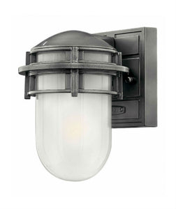 Reef Wall | Mini | Hematite - Magins Lighting Exterior Wall Lamps Elstead Lighting Magins Lighting