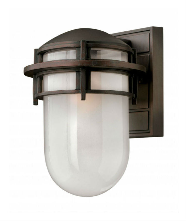 Reef Wall | Small | Bronze - Magins Lighting Exterior Wall Lamps Elstead Lighting Magins Lighting