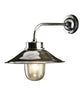 Sandhurst | Antique Nickel - Magins Lighting Exterior Wall Lamps Magins Lighting Magins Lighting