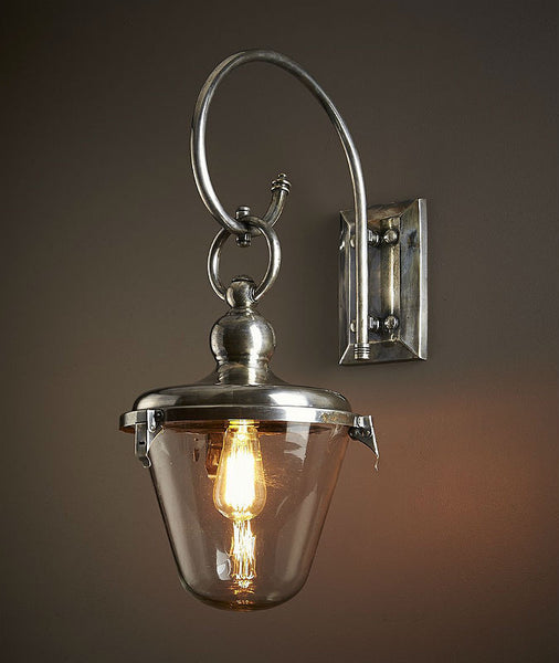 Savoy Wall Lantern - Magins Lighting Exterior Wall Lamps Usually dispatches within 2-3 days. Please contact us to confirm prior to placing your order. Magins Lighting