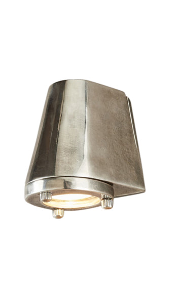 Seaman Wall Lamp | Aged Nickel