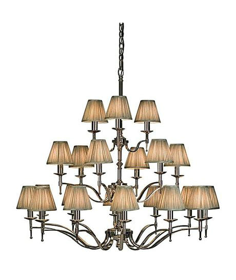 Stanford 21 Light Chandelier - Magins Lighting Chandelier Lead Time: 1 - 2 Weeks Magins Lighting