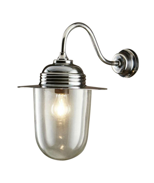 Stanmore | Antique Nickel - Magins Lighting Exterior Wall Lamps Magins Lighting Magins Lighting
