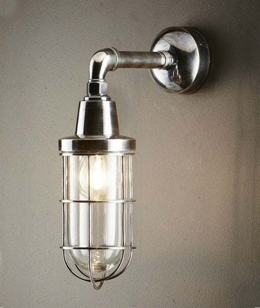 Starboard Wall Lamp - Magins Lighting Exterior Wall Lamps Lead Time: 7 - 10 Days Magins Lighting