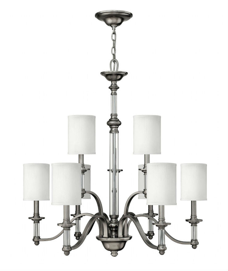 Sussex 9 Light Chandelier - Magins Lighting Chandelier Lead Time: 5 - 6 Weeks Magins Lighting