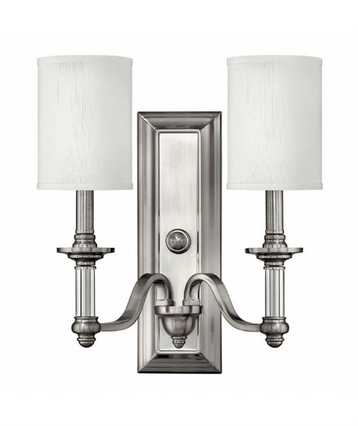 Sussex Double Wall Light - Magins Lighting Interior Wall Lamps Lead Time: 5 - 6 Weeks Magins Lighting