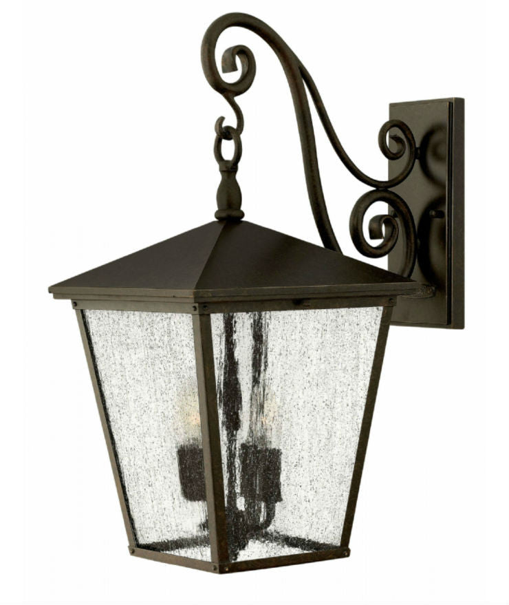 Trellis Wall Lantern | Large - Magins Lighting Exterior Wall Lamps Lead Time: 5 - 6 Weeks Magins Lighting