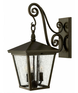 Trellis Wall Lantern | Medium - Magins Lighting Exterior Wall Lamps Elstead Lighting Magins Lighting